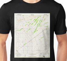 USGS TOPO Map Arizona AZ Magma 312194 1956 24000 Unisex T-Shirt