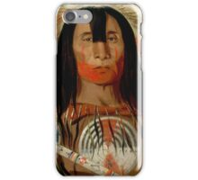 Buffalo Bull's Back Fat-War Chief of The Blood Indians iPhone Case/Skin