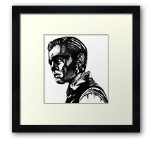 The Great Gatsby, Leo Framed Print