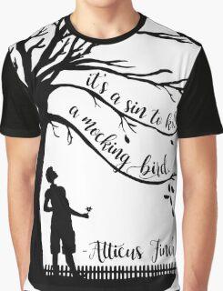 To Kill a Mockingbird Graphic T-Shirt