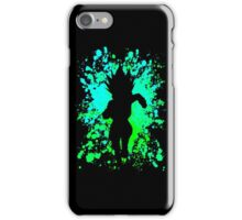 Gon Paint Splatter Anime Manga Shirt iPhone Case/Skin