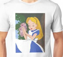 Alice in Wunder Unisex T-Shirt