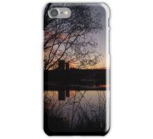 Sunrise At Domnarvet Bridge iPhone Case/Skin