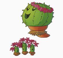 Aloha Cacti Kids Tee