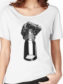 Nikon FA, vintage Women's Relaxed Fit T-Shirt