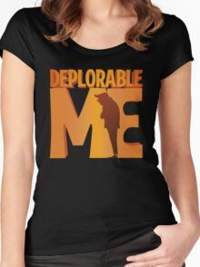 Deplorable Me Women's Fitted Scoop T-Shirt