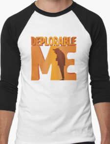 Deplorable Me Men's Baseball ¾ T-Shirt