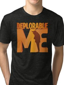 Deplorable Me Tri-blend T-Shirt