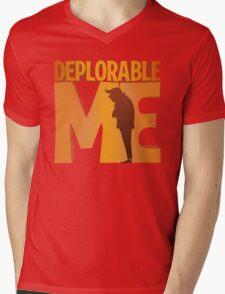 Deplorable Me Mens V-Neck T-Shirt