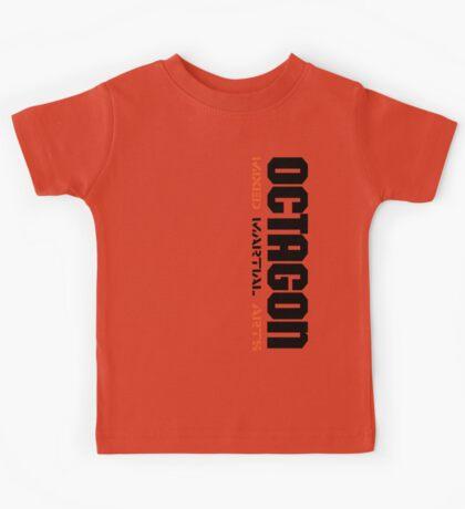 Octagon MMA Vertical Kids Tee