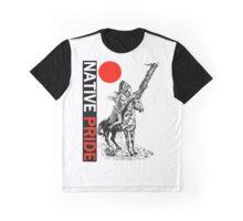 NATIVE PRIDE-2 Graphic T-Shirt