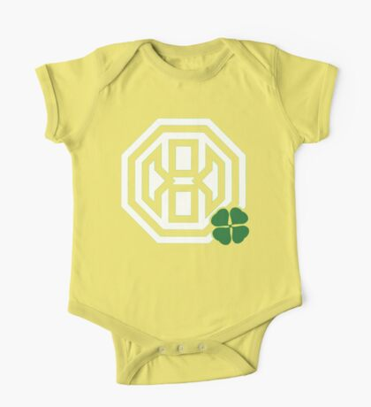 Octagon St. Patrick's Day Logo One Piece - Short Sleeve
