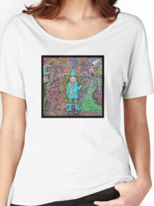 The Machine Elf Women's Relaxed Fit T-Shirt