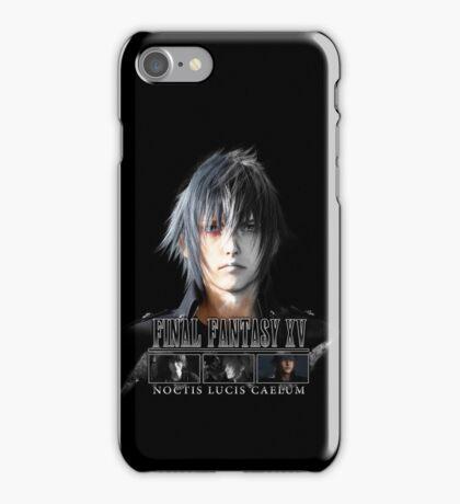 FINAL FANTASY XV - NOCTIS iPhone Case/Skin