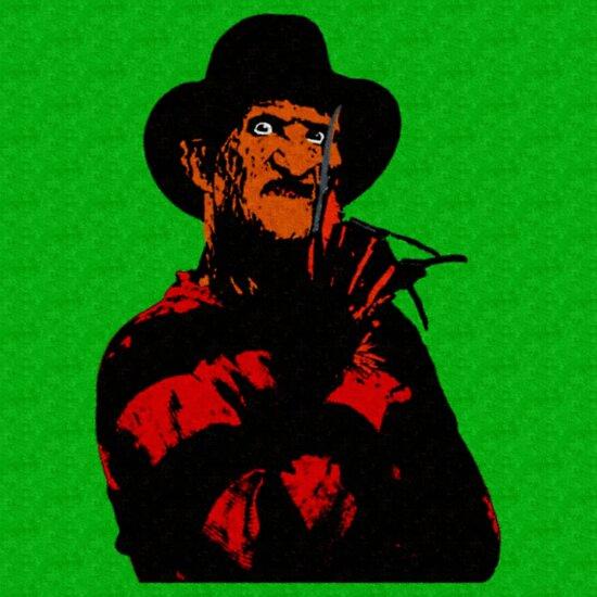 Freddy by loogyhead
