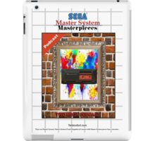 Master System Masterpieces podcast iPad Case/Skin