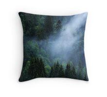 The Cloud Veil... Throw Pillow