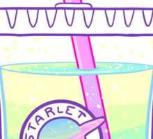 Starlet Soda Sticker