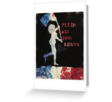 Plein Air Soul Duluth Greeting Card