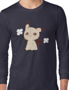 Mimikkyu - Pokemon Sun & Moon Long Sleeve T-Shirt