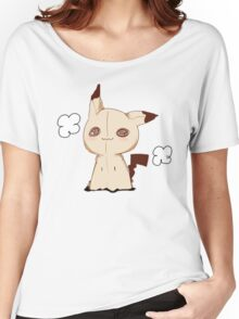 Mimikkyu - Pokemon Sun & Moon Women's Relaxed Fit T-Shirt