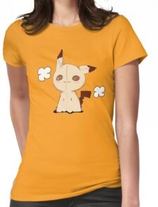 Mimikkyu - Pokemon Sun & Moon Womens Fitted T-Shirt