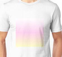 Pink/Yellow Gradient Unisex T-Shirt