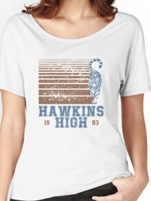 Hawkins High School - Class of 1983  Women's Relaxed Fit T-Shirt