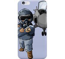 Fighter Pilot iPhone Case/Skin