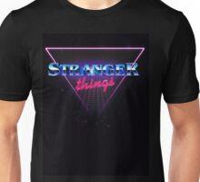 80's Stranger Things Unisex T-Shirt