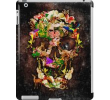 Animal Kingdom Sugar skull iPad Case/Skin