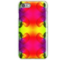 Multicoloured Hearts iPhone Case/Skin