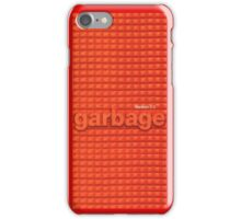 Garbage 2.0 iPhone Case/Skin