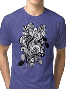 Let the Music Play Tri-blend T-Shirt