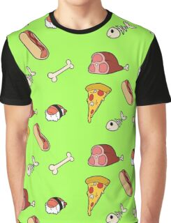 Food! Graphic T-Shirt