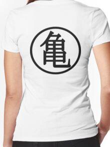 goku Women's Fitted V-Neck T-Shirt