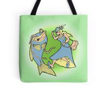 Catfish Dances Tote Bag