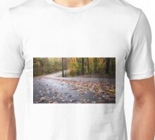 Autumn Roads Unisex T-Shirt