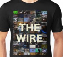 The Wire Television Poster Unisex T-Shirt