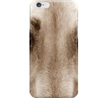 Gemma - peanut butter thief iPhone Case/Skin