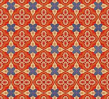 Moroccan Motet Pattern by PETER GROSS