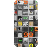 All My Numbers Stored iPhone Case/Skin