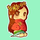 Mabel Flower Power by Pluph