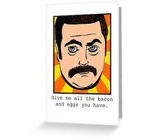 Swanson Greeting Card