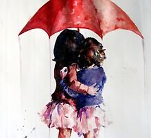 umbrella girls by pamfox