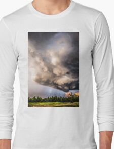 Beautiful Formations Long Sleeve T-Shirt