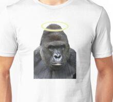 Harambe playing halo ce Unisex T-Shirt