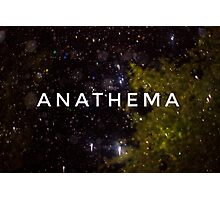 Anathema  Photographic Print