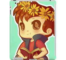 Dipper Flower Power iPad Case/Skin