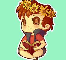 Dipper Flower Power by Pluph